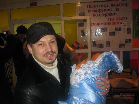 Дмитрий МИРОШНИКОВ - северчанин, отец, депутат
