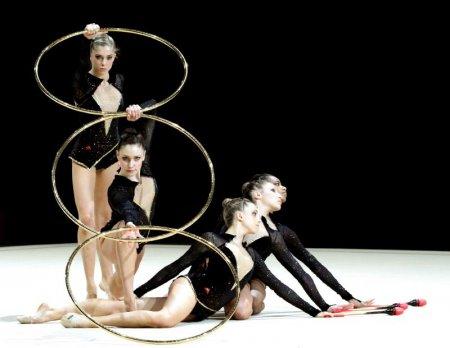В Северске пройдут Всероссийские соревнования по художественной гимнастике