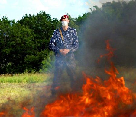 В Северске милиционеры уничтожили «белую смерть»