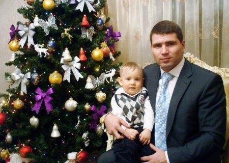 Поздравление с Новым годом Алексея Соколова