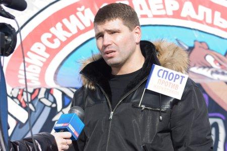 Алексей Соколов об антинаркотическом пикете