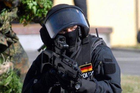 GSG 9  — подразделение спецназа Федеральной полиции Германии