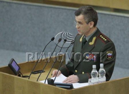 Нургалиев объяснил отставку генералов МВД