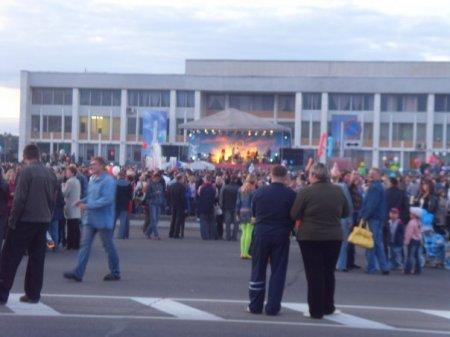 Поздравление Мэра ЗАТО Северск и Главы Администрации с Днем города и Днем молодежи