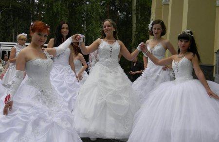 Итоги праздника белого платья