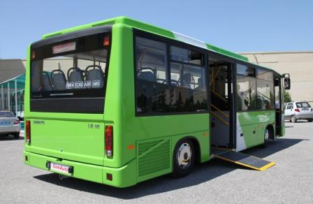 О движении низкопольных автобусов