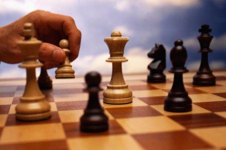 В Международный день шахмат томичи и северчане провели турнир