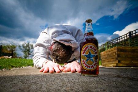 Снова алкогольный запрет