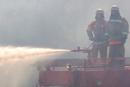 За неделю в Северске произошел один пожар
