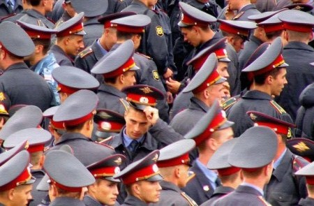 Отдел вневедомственной охраны приглашает на службу