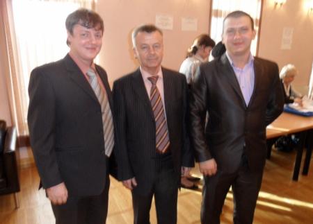 Молодые политики встретились с мэром