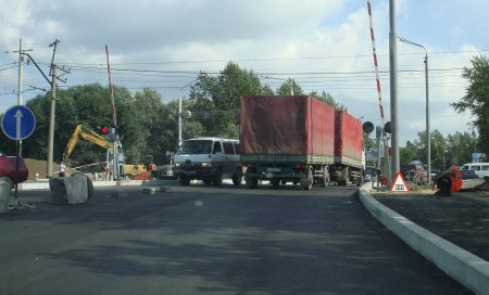 Сегодня на улице Смирнова откроют новый участок переезда