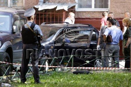 Убит подполковник центрального аппарата МВД