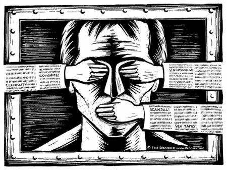 Два северских депутата столкнулись с ограничениями доступа в местные СМИ