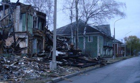 Старый город хотят застроить новыми домами