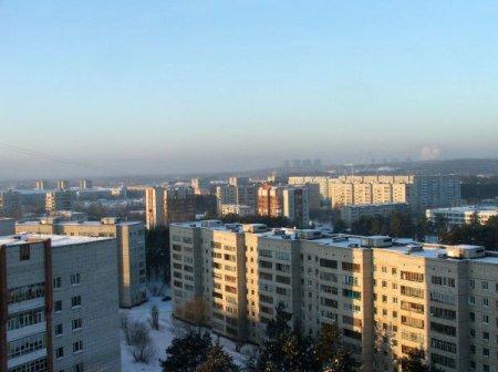 В начале октября возможен первый снег