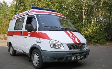 В Северске при столкновении 3 автомобилей пострадала пассажирка