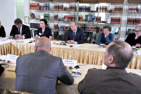 Путин: свобода нужна, но нельзя забывать и о совести