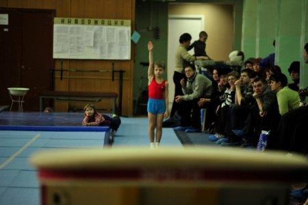 Гимнастам из Северска негде тренироваться