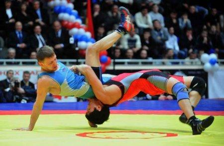 Бердников Константин занял 3 место на VI международный турнире по греко-римской борьбе