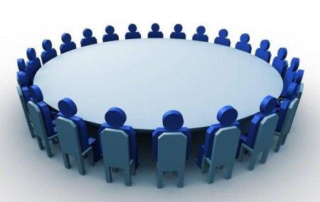 «Единороссы» за круглым столом