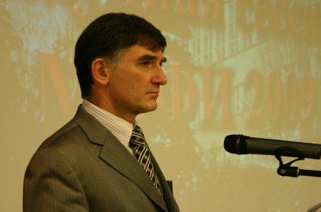 В Северске побывал ректор МИФИ профессор Михаил Стриханов