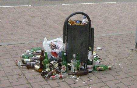 """""""Применять штрафные санкции ко всем, кто мусорит в городе"""""""