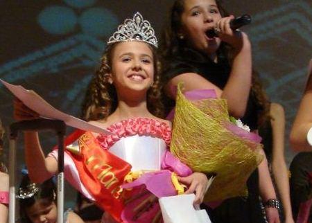 Юная северчанка завоевала титул «Маленькая Мисс Томска»