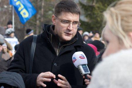 Философские размышления кандидата от ЛДПР Валерия Осипцова о выборах в Северске.