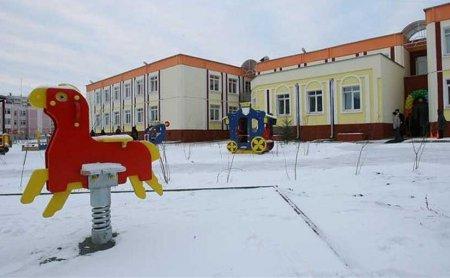 Сегодня в поселке Самусь открылся новый детский сад