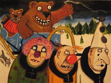 Медведи не сдаются