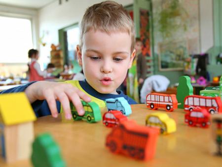 Свободные места в детских садах