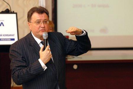 Юрий Оленин обозначил ключевые направления развития СХК