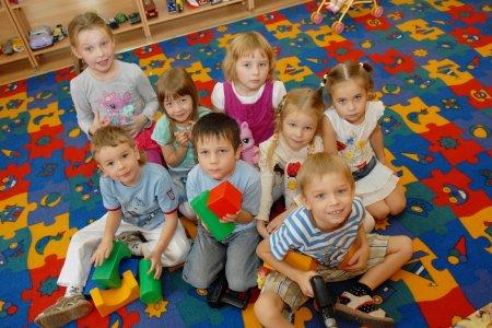 Есть еще сорок мест в детских садиках