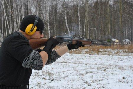 Северские спортсмены провели чемпионат по дуэльной стрельбе