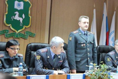 Назначен начальник УМВД России по ЗАТО Северск
