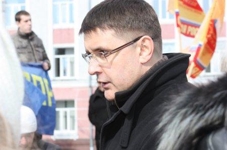 Томские либерал-демократы исключили из партии Валерия Осипцова