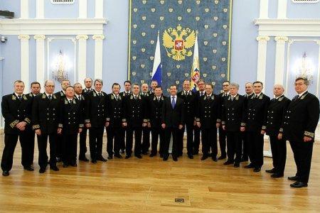 Встреча с сотрудниками Министерства иностранных дел