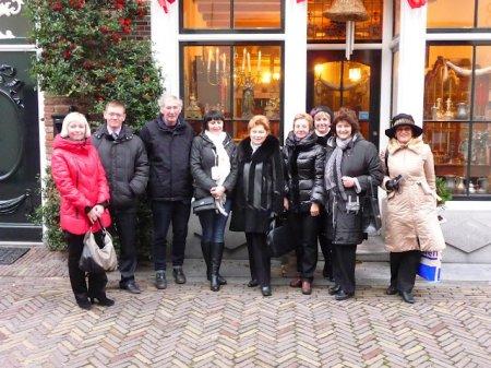 Стажировка в Голландии победителей конкурсов в рамках проекта «Школа Росатома»