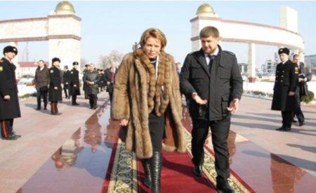 Матвиенко: Грозный станет одним из самых красивых городов России