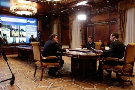 Совещание по вопросам исполнения поручений Президента