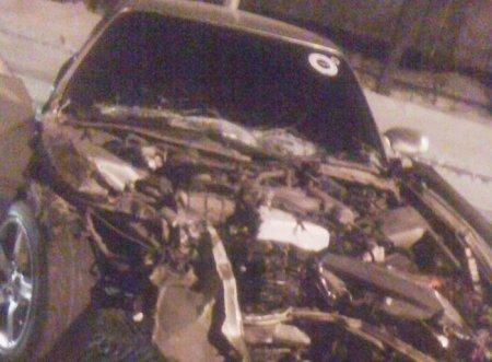 Водитель ВАЗа погиб при столкновении с Toyota Mark II