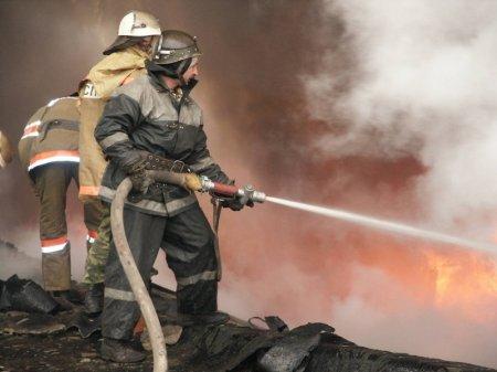 Обзор пожаров за неделю