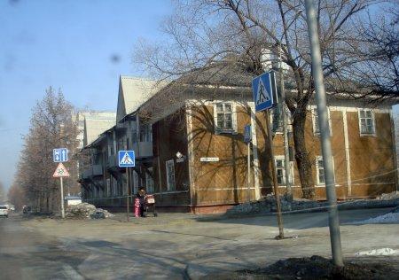 Он-лайн приемная администрации. Снос дома по улице Первомайская 7