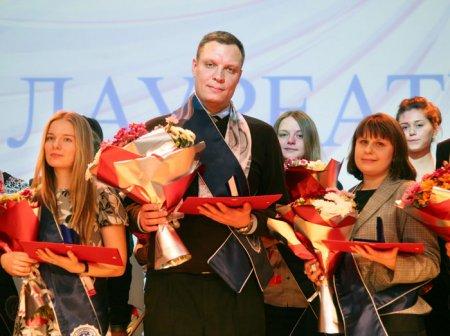 Молодой ученый СХК стал лауреатом премии Законодательной Думы Томской области