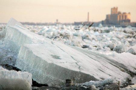 Ледоход ожидается в середине апреля
