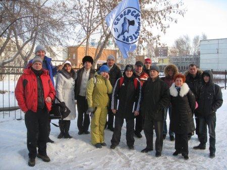 Северские пловцы выступили на открытом чемпионате Новосибирской области