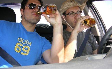 Выяснилось, сколько россиян водят пьяными