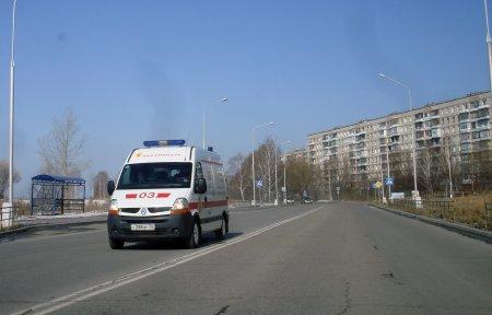 В Северске под колесами «Жигулей» оказался 11-летний мальчик