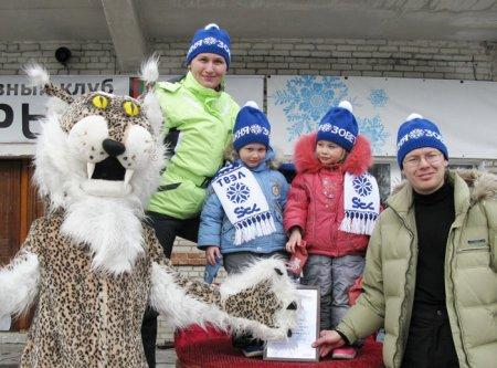 Более 300 северчан приняли участие в спортивной акции молодежи СХК